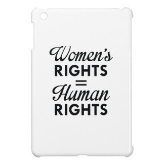 Women's Rights Are Human Rights Case For The iPad Mini