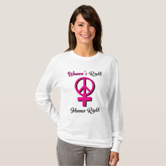 Women's Rights are Human Rights Sweatshirt