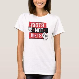 Women's Rights - Riots Not Diets - T-Shirt
