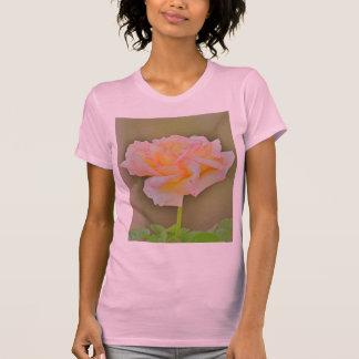 Women's Rose Cyclone Tee Shirt