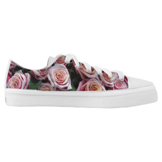 Women's Rose Shoes Printed Shoes
