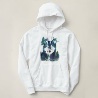 "Women's ""Runs with the wolves"" sweatshirt"