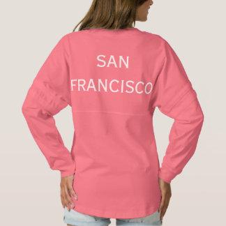 Women's San Francisco Spirit Jersey