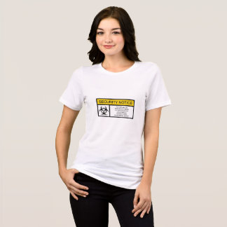 Womens Sarcasm shirt