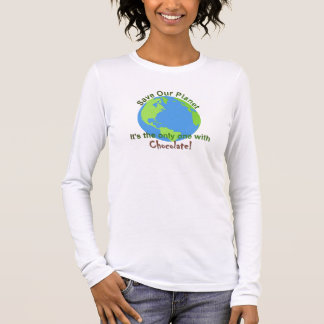 Women's Save Our Planet Shirt