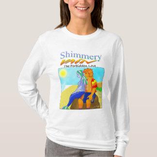 Women's ShimmeryVain Full Sleeve T-shirt