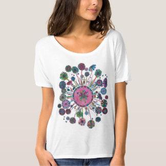 Women's Shirt - Flower Mandala