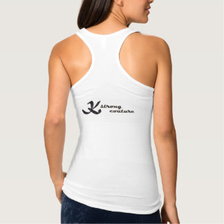 Women's Slim Fit Racerback Tank Top