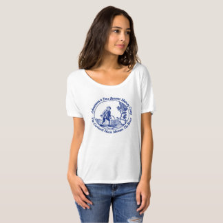 Women's Slouchy Camp t-shirt