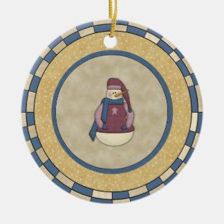 Womens Snowmen First Christmas Ornament