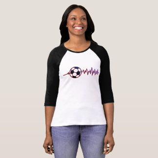 Women's Soccer Beat T-Shirt