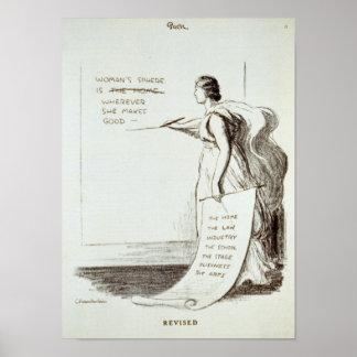 Women's Sphere Revised Poster
