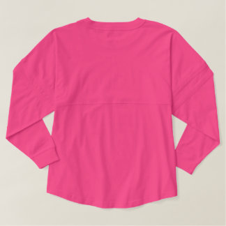 Women's Spirit Jersey Shirt 9 colorS FUCHIA