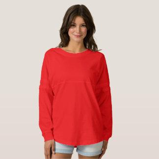 Women's Spirit Jersey Shirt 9 colorS WHITE