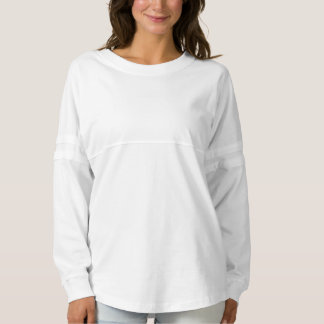 Women's Spirit Jersey Shirt 9 colorS WHITE