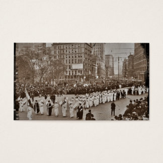Women's Suffrage Parade 1912