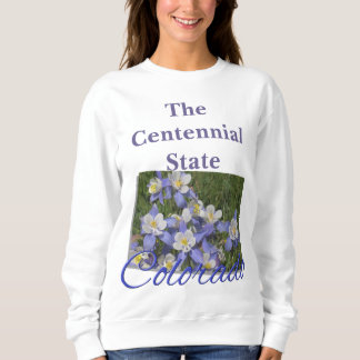 Women's Sweatshirt - COLORADO