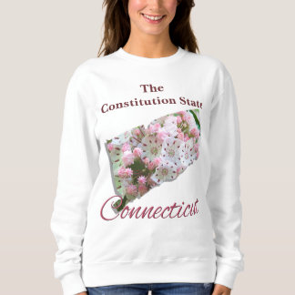 Women's Sweatshirt - CONNECTICUT