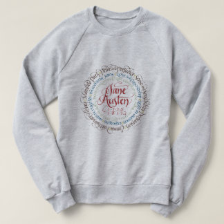 Women's Sweatshirt - Jane Austen Period Dramas