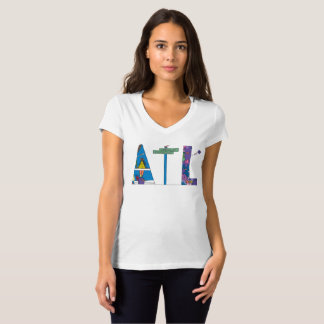 Women's T-Shirt | ATLANTA, GA (ATL)