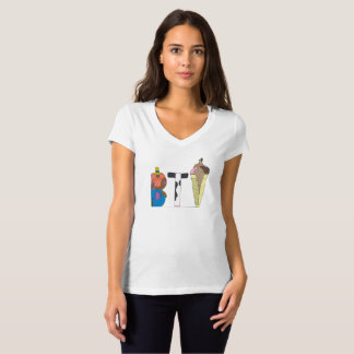 Women's T-Shirt | BURLINGTON, VT (BTV)