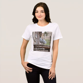 Womens t shirt friendship