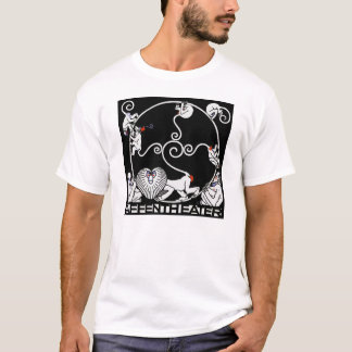 Women's T-Shirt: Jugendstil - Affentheater T-Shirt