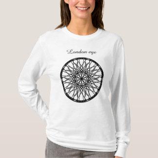 Women's , T-Shirt london eye .