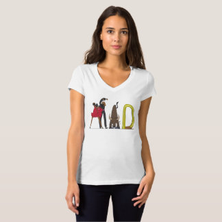 Women's T-Shirt | MADRID, ES (MAD)