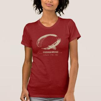 Womens T-shirt - Red