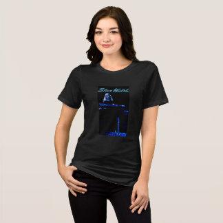 Women's T-Shirt,Steve Walsh in Concert, California T-Shirt