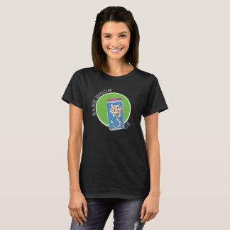 Women's T-Shirt w/ Bane Union's My Mind logo