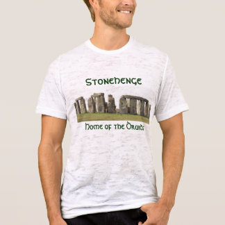Women's T-Stonehenge, Home of the Druids T-Shirt