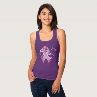Women's Tank Top w/Pink LLL logo
