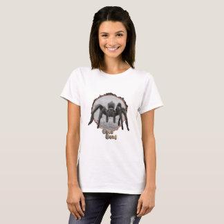 Womens tarantula T-shirt. T-Shirt