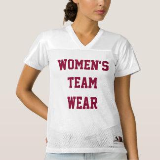 Women's Team Wear Women's Football Jersey