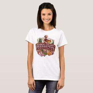 Women's Tee Shirt with NCBA Logo