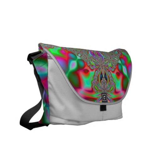 Women's/Teen's Messenger Overnight Bag Courier Bag