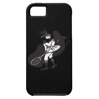 Womens Tennis iPhone 5 Cases