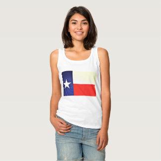 Women's Texas Flag Basic Tee