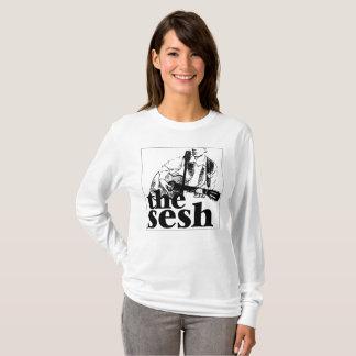 """Women's """"the sesh"""" Long-Sleeved Shirt"""