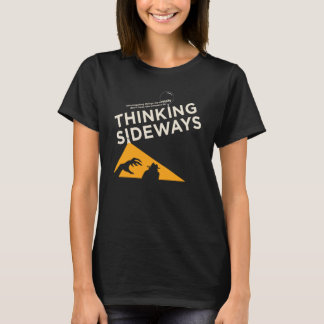Womens Thinking Sideways Podcast logo 2016 T-Shirt