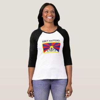 Women's Tibet Matters T-Shirt