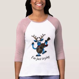 Women's Ukulele Fame Raglan T-Shirt