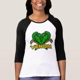Women's Venom 3/4 Sleeves T-shirt