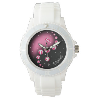 women's volleyball yin and yang any color watch
