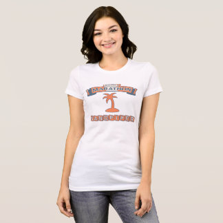 Women's Welcome To Marathon Tee