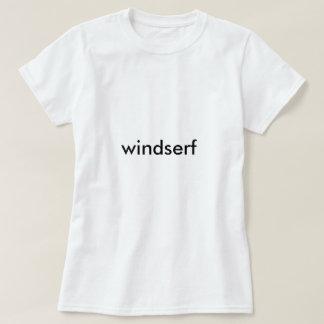 women's windserf t-shirt