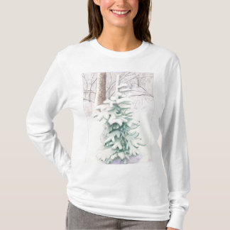 Womens Winter longsleeve shirt