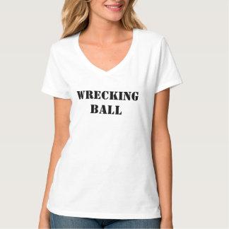 Women's Wrecking Ball T Shirt